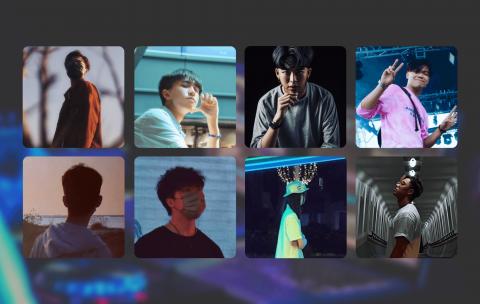 香港電子音樂人製作祕辛-版頭123